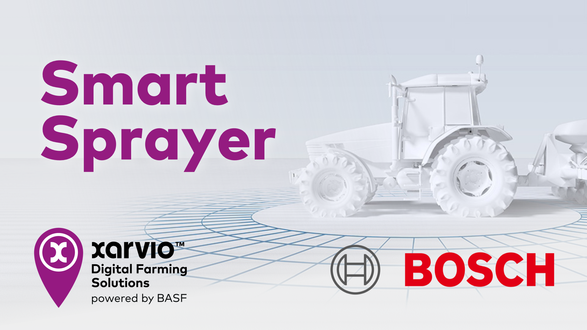 xarvio™ Smart Sprayer
