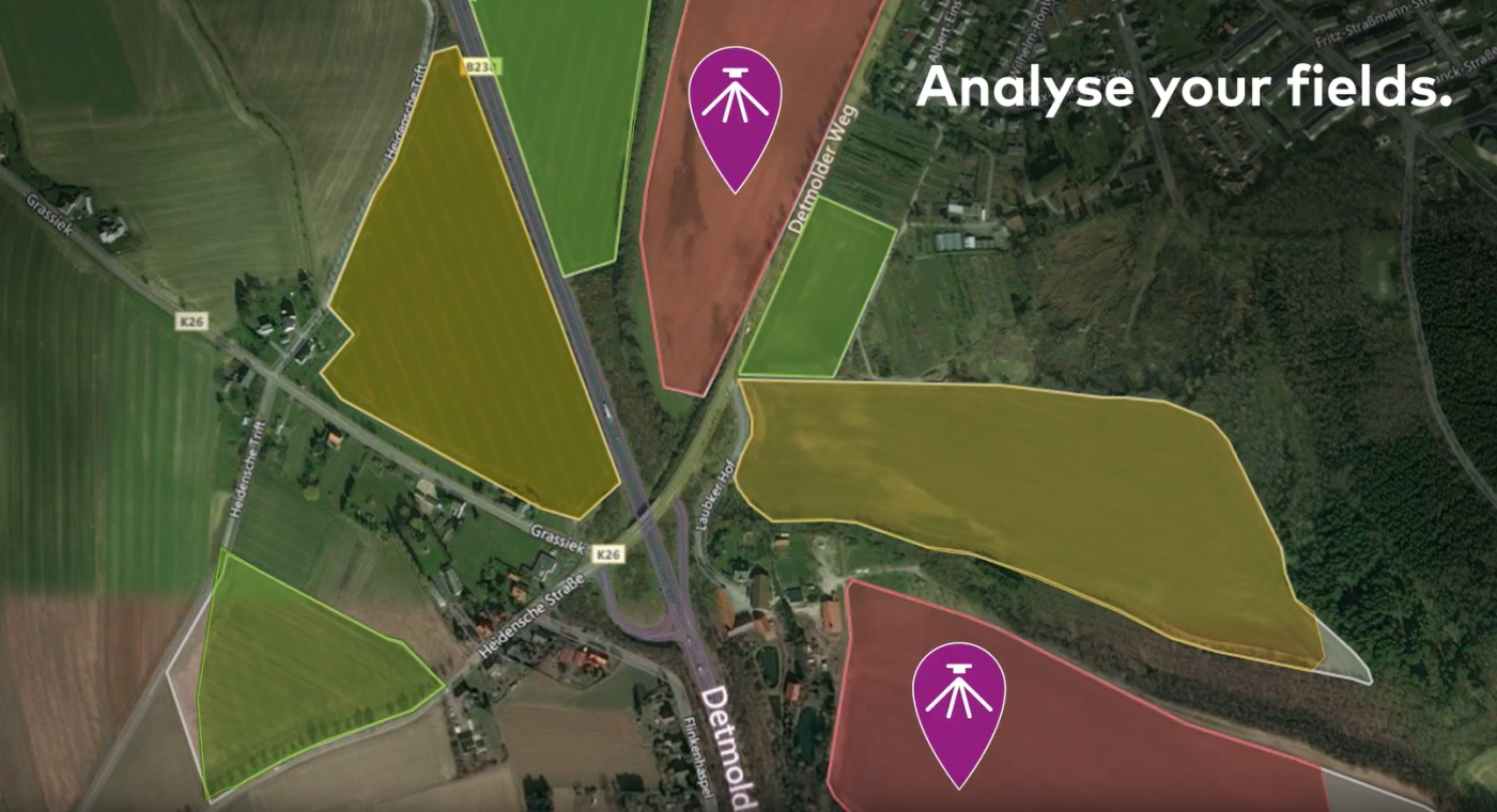 Analyse your fields