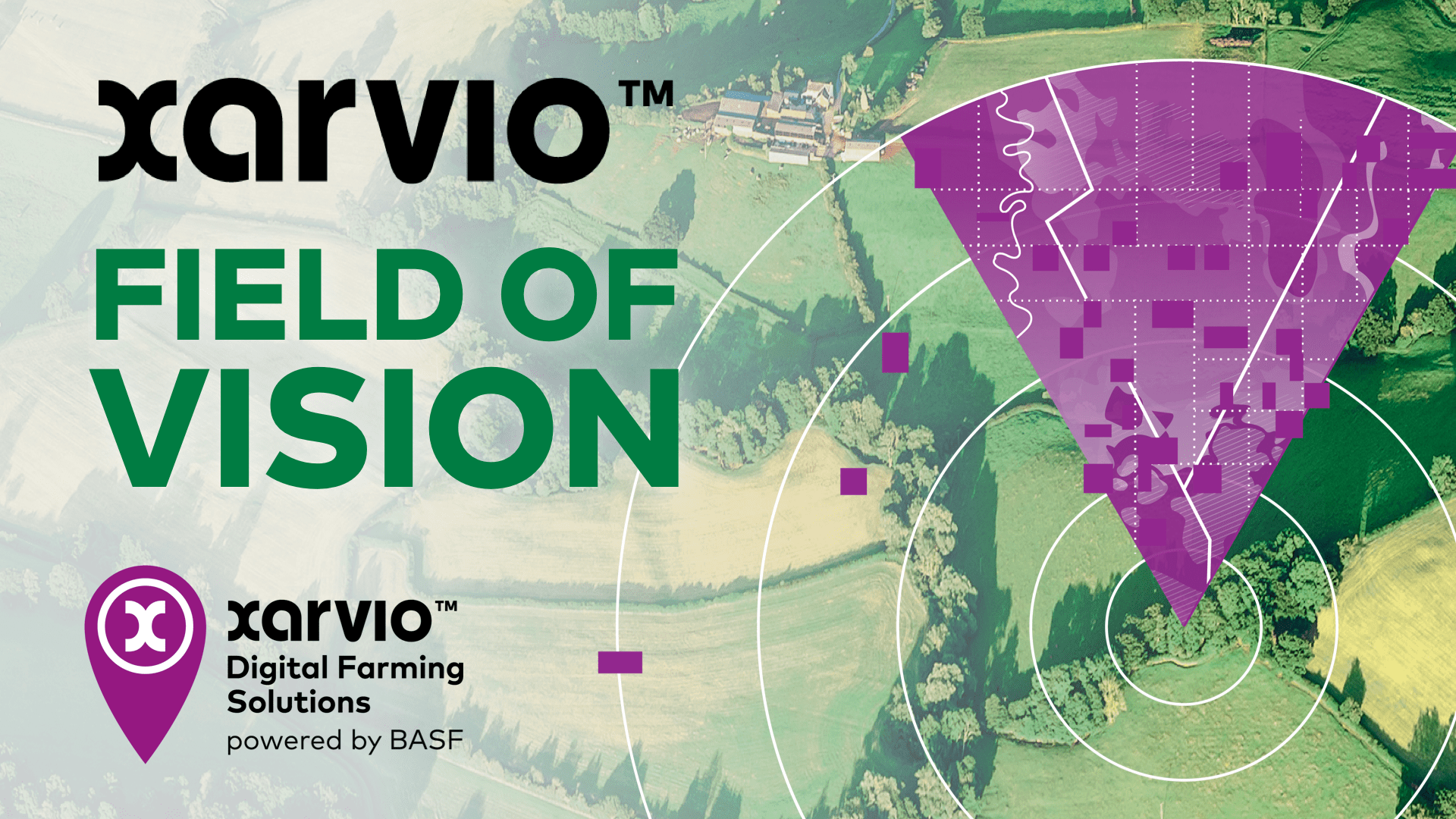 xarvio Field of Vision