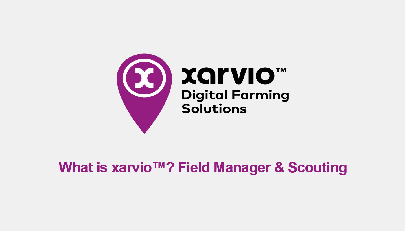 What is xarvio Zone Spray?